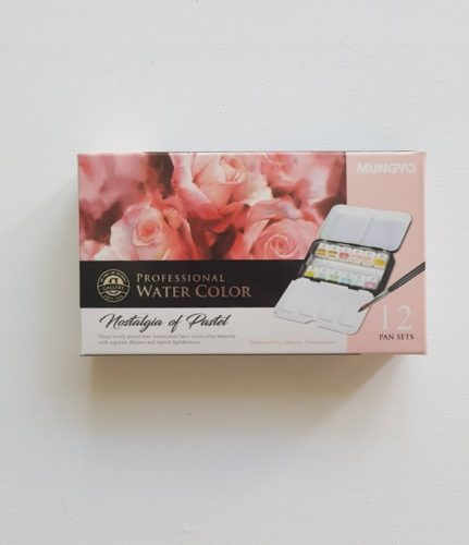 Nostalgia of Pastel Mungyo krabička