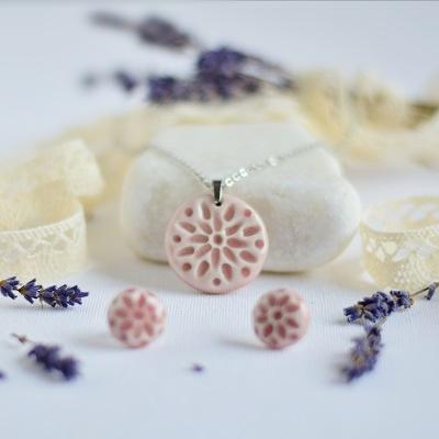 keramický šperk Lenka Martonová