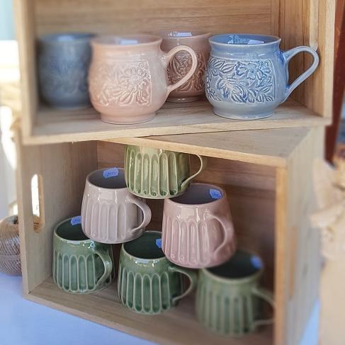 hrnky autorská keramika