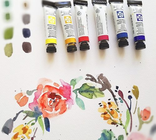 Daniel Smith Essentials Watercolor