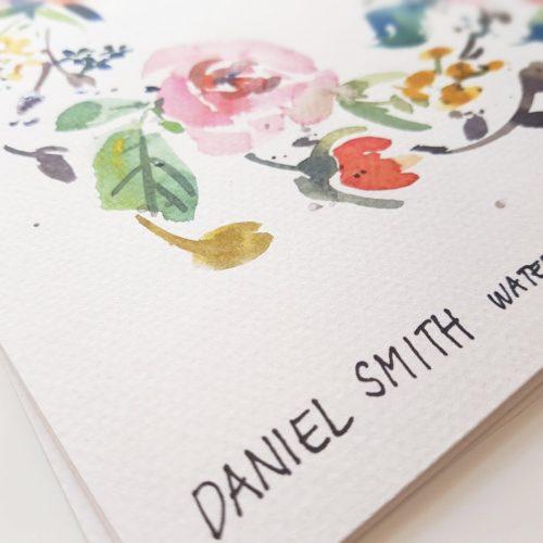 akvarel Daniel Smith
