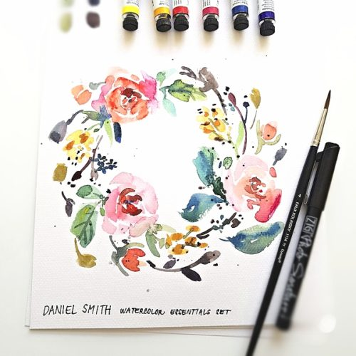DS watercolor review